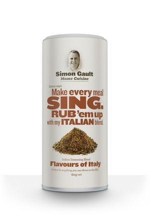 Simon Gault Home Cuisine Italian Seasoning 60gm