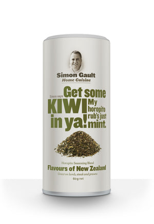 Simon Gault Home Cuisine Kiwi (horopito) Seasoning 60gm