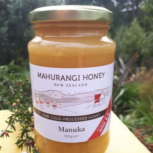 Mahurangi Manuka Active 8.8 Honey 500gm