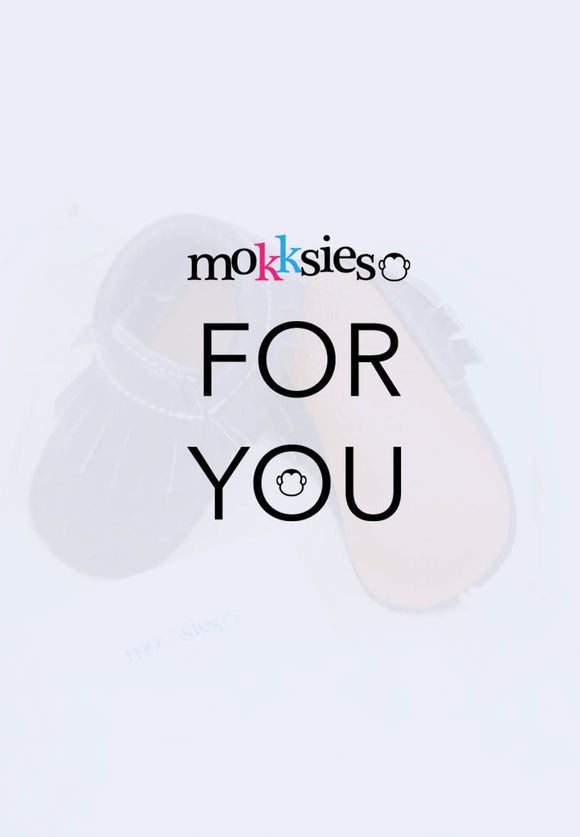 Mokksies Baby Shoes Gift card