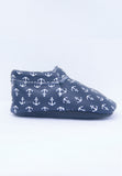 Sailor Printed Moccasin Mokksies Baby Shoes