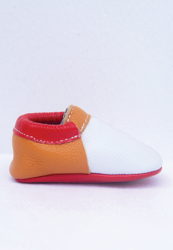 City Sport Moccasin Mokksies Baby Shoes
