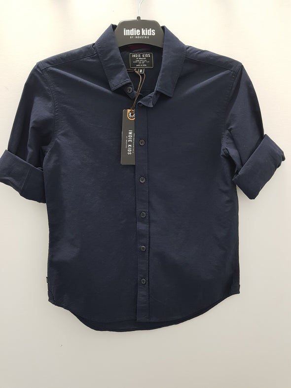 Boys Rickard Shirt by Indie Kids (3 Colours) - Innocence and Attitude