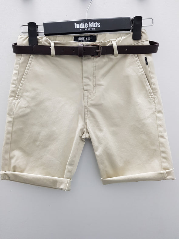 Boys Cuba Chino short by Industrie/Indie Kids - Innocence and Attitude