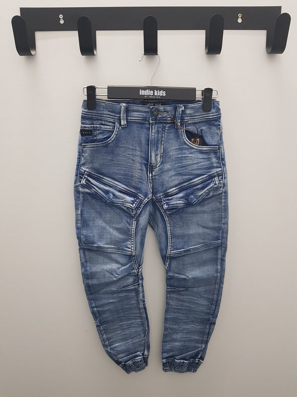 Boys Drifter Jean with pocket by Indie Kids - Innocence and Attitude