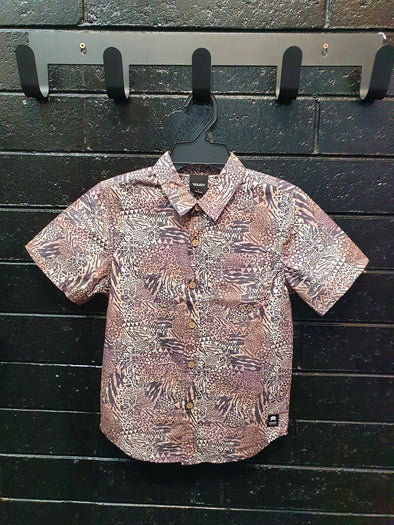 Boys Safari SS Shirt by St Goliath - Innocence and Attitude