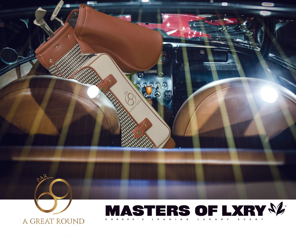 PAR69 present at this year's Masters of LXRY fair!