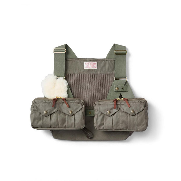 MESH FLY FISHING STRAP VEST