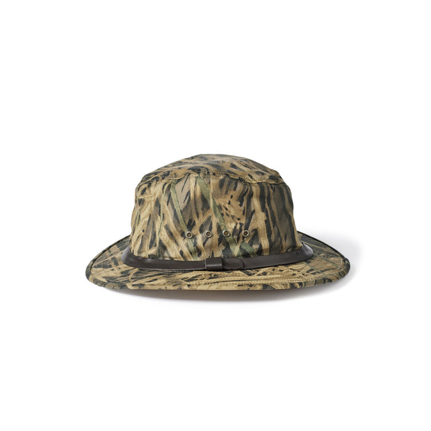 FILSON X MOSSY OAK® CAMO TIN CLOTH PACKER HAT フィルソン×モッシーオーク ティンクロス パッカー ハット