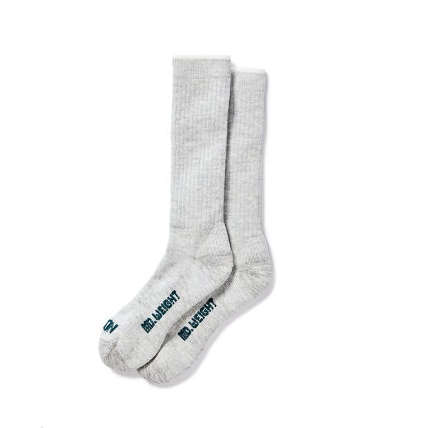 MIDWEIGHT TRADITIONAL CREW SOCKS