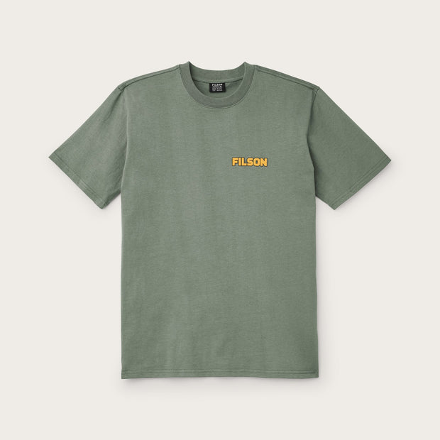 OUTFITTER GRAPHIC T-SHIRT / アウトフィッターグラフィック ティーシャツ