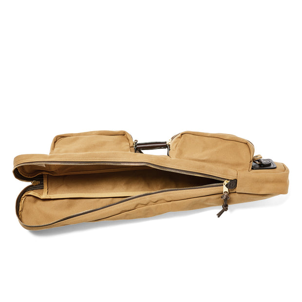 RUGGED TWILL COMPACT ROD CASE
