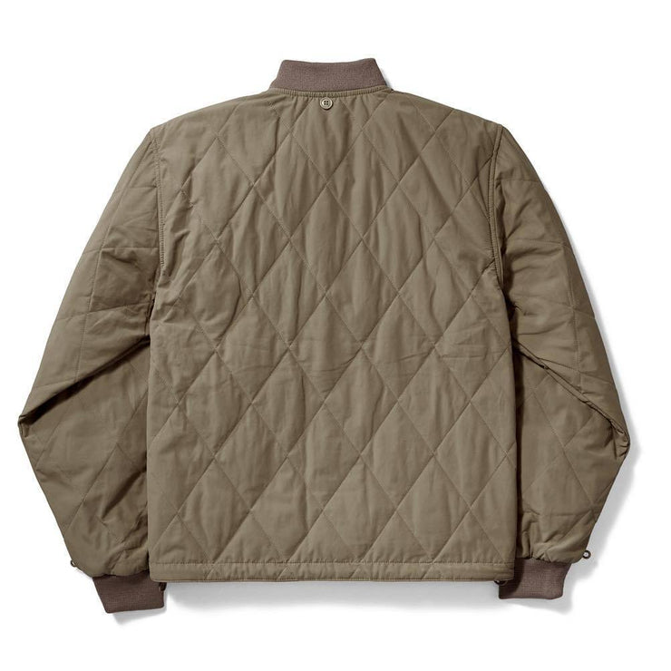 QUILTED PACK JACKET