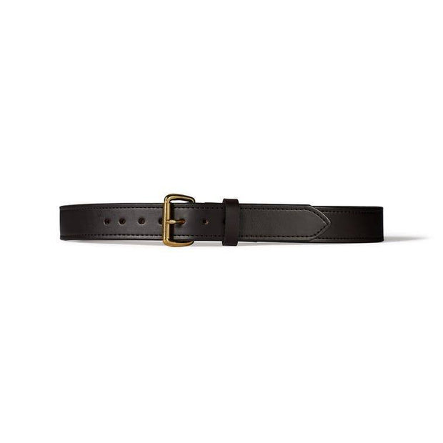 1-1/2 BRIDLE LEATHER DOUBLE BELT