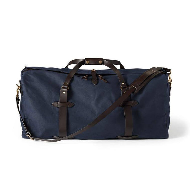 LARGE RUGGED TWILL DUFFLE BAG