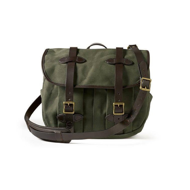 MEDIUM RUGGED TWILL FIELD BAG