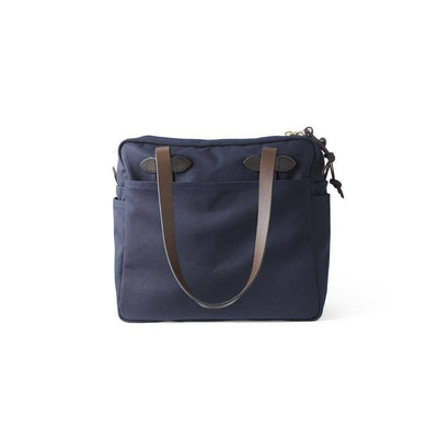 RUGGED TWILL TOTE BAG WITH ZIPPER ラギッドツィル トートバッグ ウィズ ジッパー