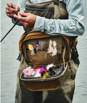 TIN CLOTH FISHING PACK