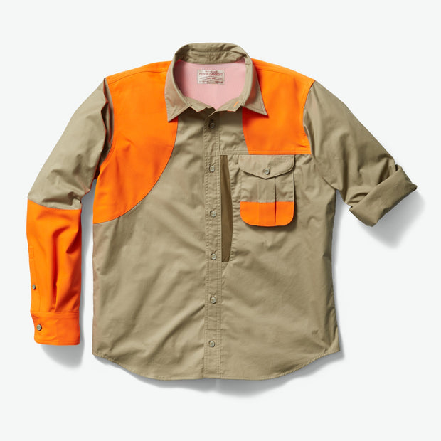 FRONT-LOADING RIGHT-HANDED SHOOTING SHIRT / フロントローディング シューティング シャツ