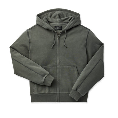 HEAVYWEIGHT 15-OZ. FLEECE ZIP-UP HOODIE