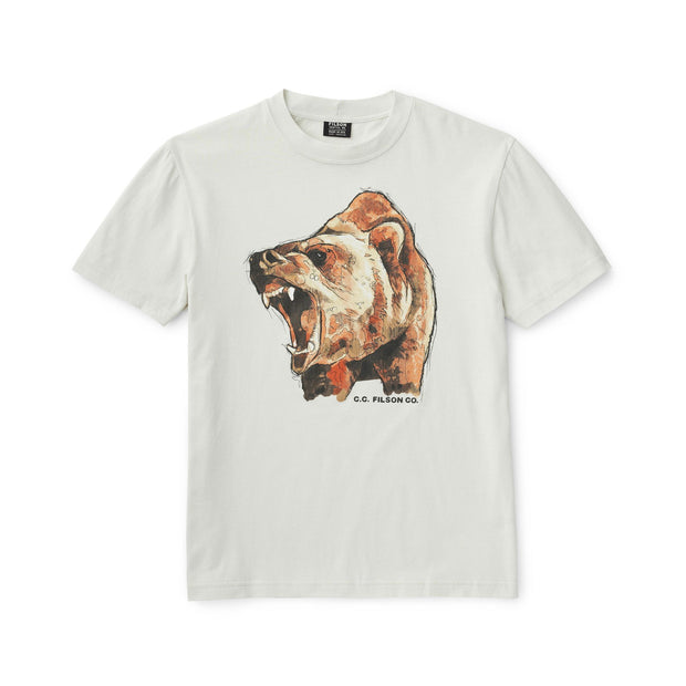 OUTFITTER GRAHIC T-SHIRT / アウトフッター グラフィック Tシャツ