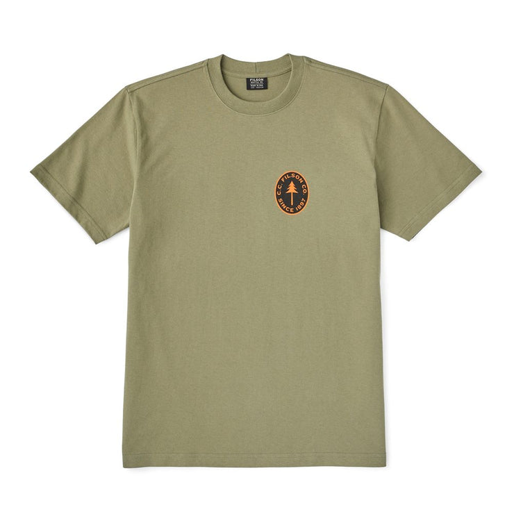 S/S OUTFITTER GRAPHIC T-SHIRT