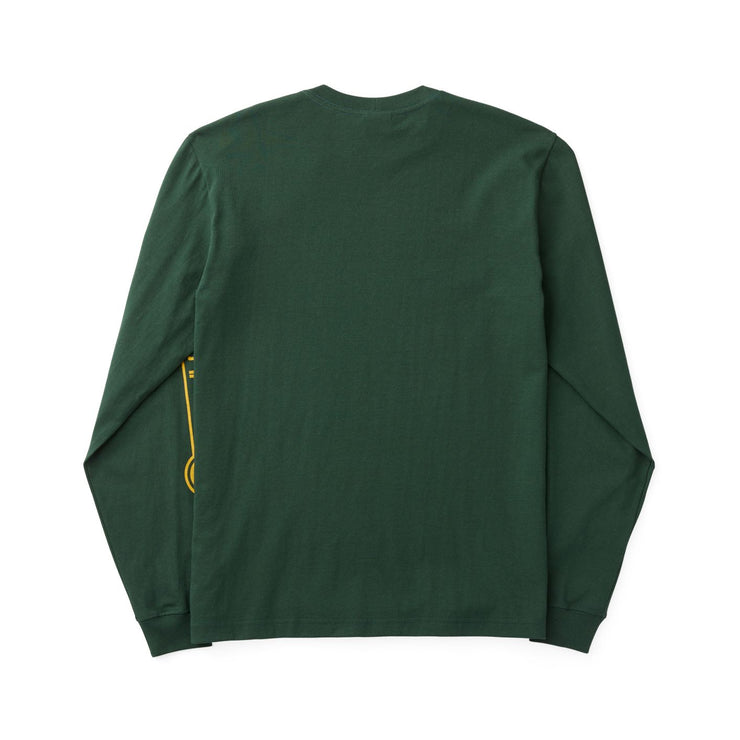 L/S OUTFITTER GRAPHIC T-SHIRT / ロングスリーブ アウトフィッター グラフィック ティーシャツ