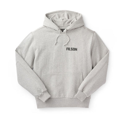 HEAVYWEIGHT 15-OZ. FLEECE GRAPHIC PULLOVER HOODIE