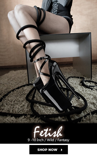 df6fdc1faec Pole Dancing Shoes, Stripper Heels & Sexy High Heel Shoes - Shop Now