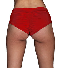 Scrunch Bum Pole Short (Elasticated Waist)