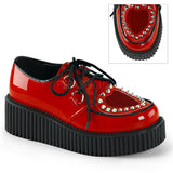 CREEPER-108 Red Patent