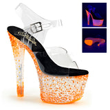 CRYSTALIZE-308PS Clear Tangerine Neon