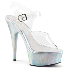 DELIGHT-608HG Hologram Silver
