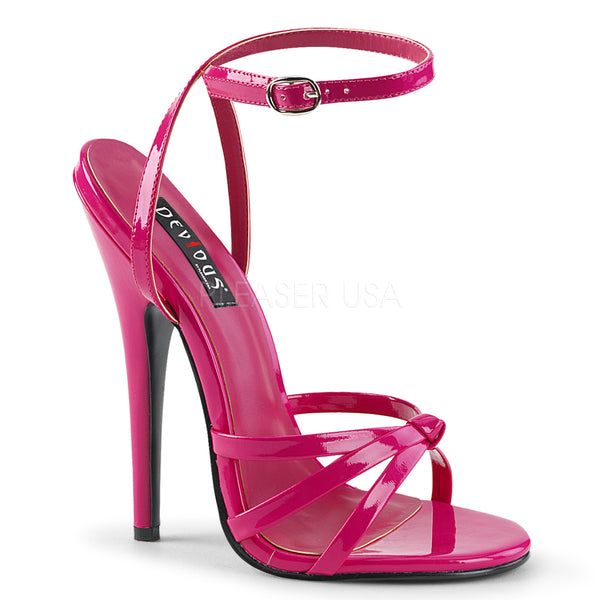 DOMINA-108  Hot Pink Patent