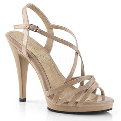 FLAIR-413  Nude Patent/Nude