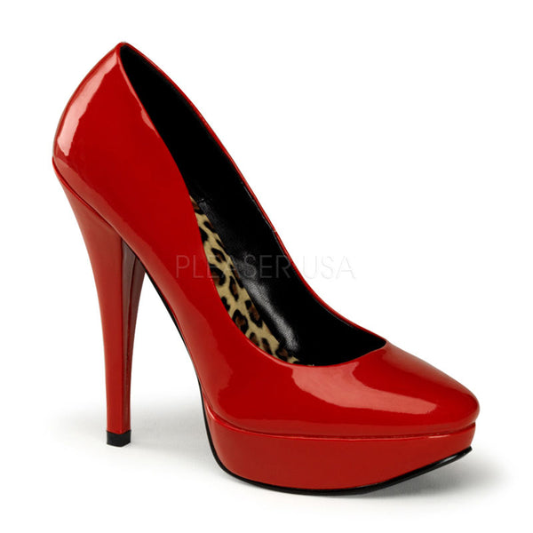 HARLOW-01 Red Patent