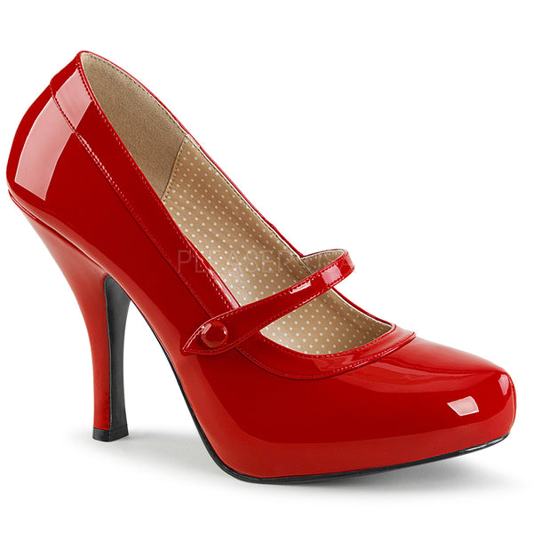PINUP-01  Red Patent