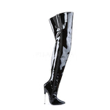 SCREAM-3010  Black Patent