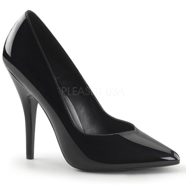 SEDUCE-420V  Black Patent