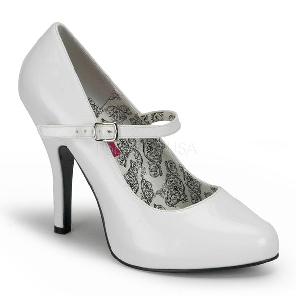 TEMPT-35  White Patent