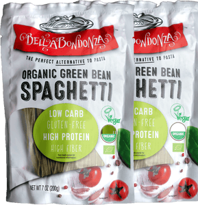 Organic Green Bean Spaghetti - 7oz (2-Pack)