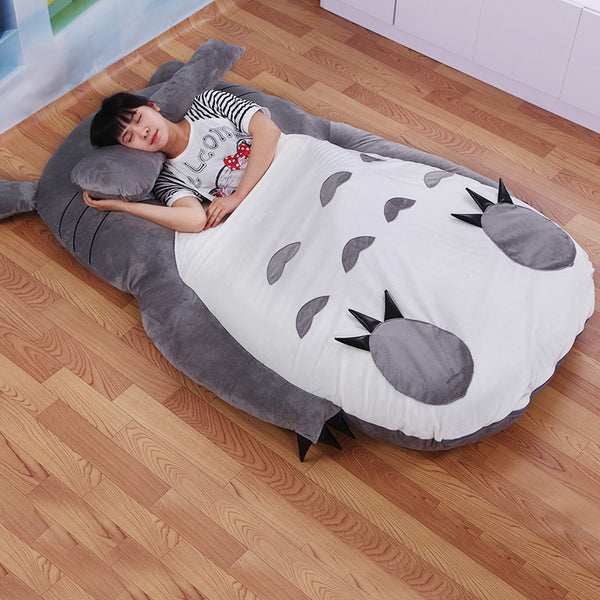 Sleeping Beanbag Single Bed