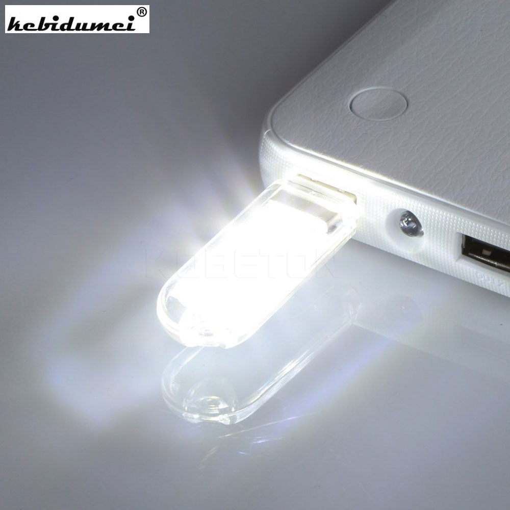 1 pc mini USB Light