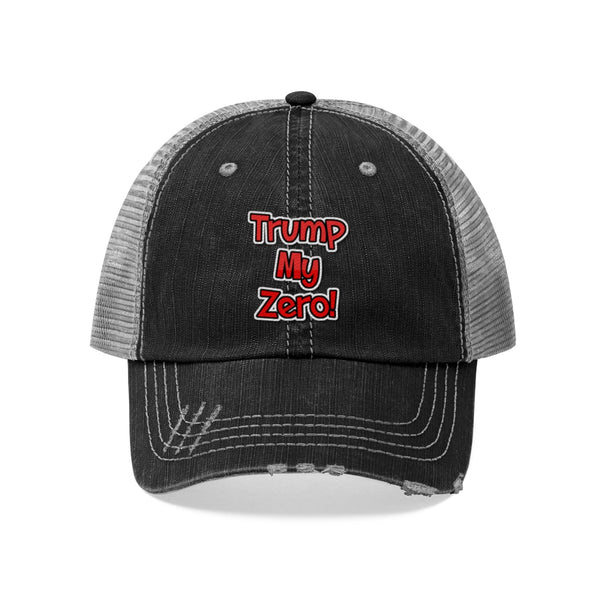 Unisex Trump Zero Trucker Hat