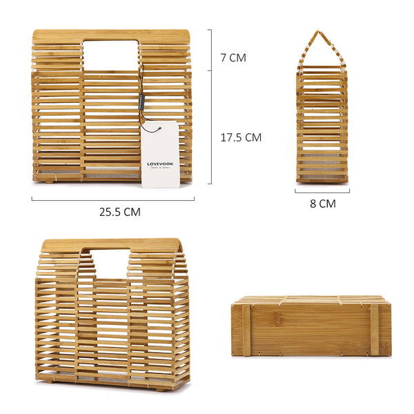 Bamboo Fashionable Bag