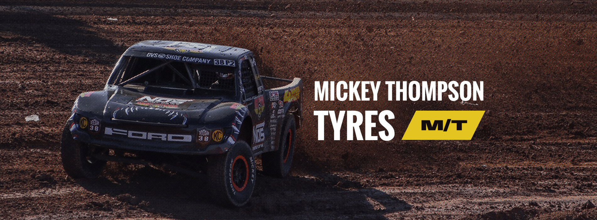 Welcome to Mickey Thompson Tyres New Zealand