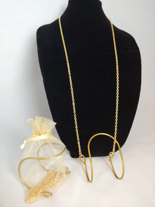 Gold Plated Linked Chain