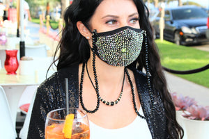 Luxury Mask Necklace Chains
