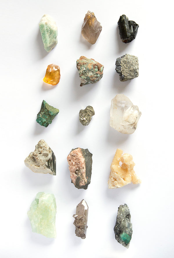 An Introduction to Crystals and Their Healing Properties