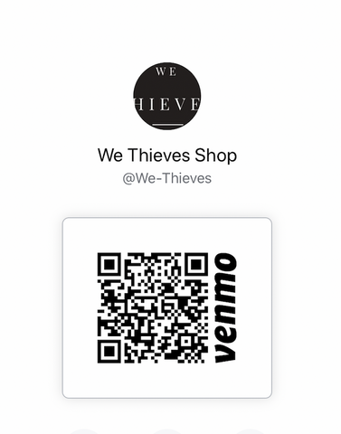 We Thieves Venmo